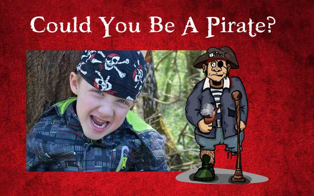 COULD YOU BE A PIRATE? – Asks Whitebeard author M.C.D. Etheridge