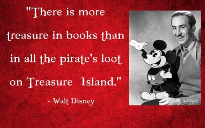 TREASURE QUOTES TO INSPIRE YOU – BOOK WEEK 2018